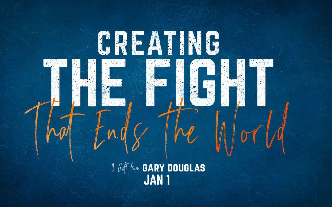 Creating The Fight That Ends the World